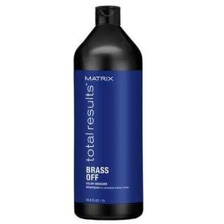 || READY STOCK || Matrix Total Results Brass Off Shampoo