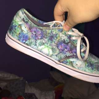 Limited Edition Vans From Hawaii