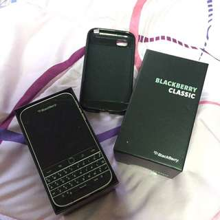 Blackberry Classic For Sale!