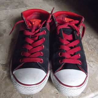 Teens Converse shoes