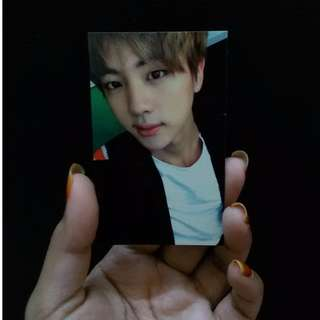 BTS - JIN Photocard from The 4th Mini Album
