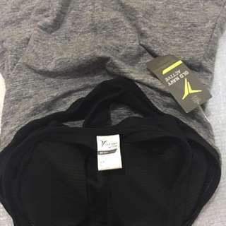 Old Navy workout trunk
