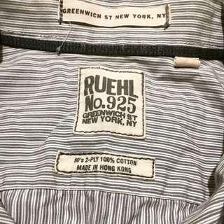 (Re-priced) RUEHL No.925 GREENWICH ST NEWYORK, NY
