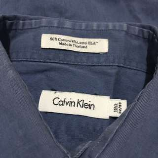 (Re-priced) Calvin Klein