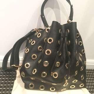 Deux Lux London Grommet Bucket Bag