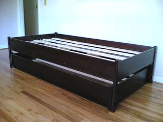 Super Saver Single Size Trundle Bed for only P7,000 Solid Wood Made