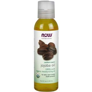 NOW ORGANIC JOJOBA OIL 118ML