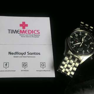 Watch And Clock Repairs - Home Service Accepted