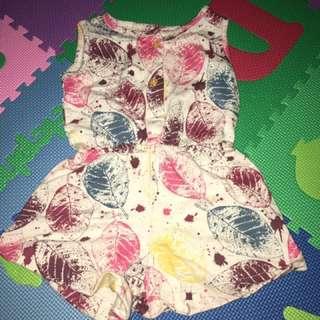 Baju Anak, Overall Tanpa Lengan