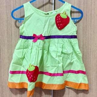 Baju Baby Girl Dibawh 1thn