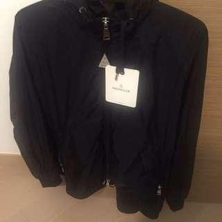 17/summer Moncler Jacket Italy Black