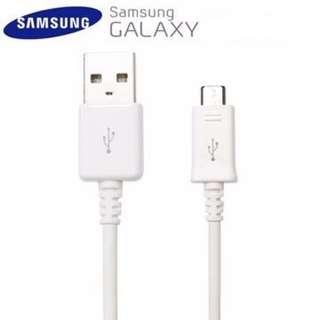 Samsung原廠充電線