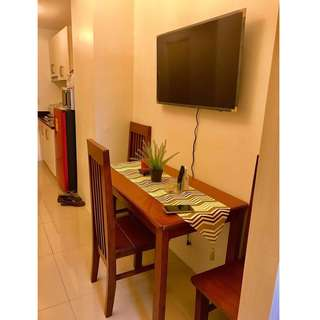 FOR RENT 1BR JAZZ RESIDENCES IN MAKATI FULLY FURNISHED
