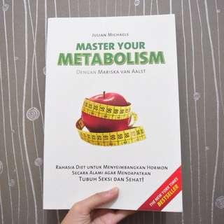 BUKU DIET - Master Your Metabolism