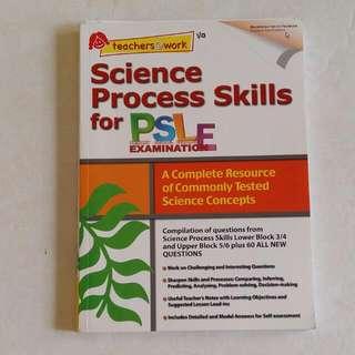 PSLE Science Process Skills