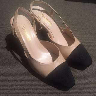 Chanel classic size 36