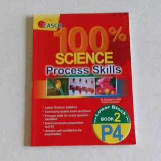 P4 100% Science Process Skills