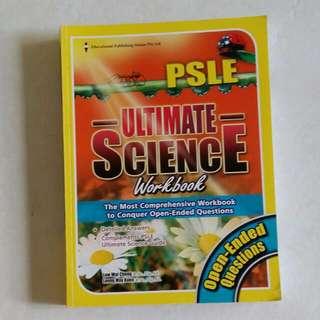 PSLE Ultimate Science Wkbk