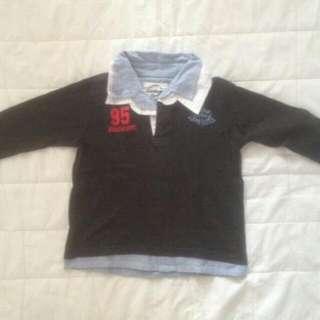 OSHKOSH black Polo Shirt