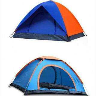 Camping Tent ★★★ 2 persons: 400php 3 persons: 500php 4 persons: 600php 6 persons: 700php