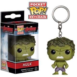 Pocket POP! Keychain - hulk