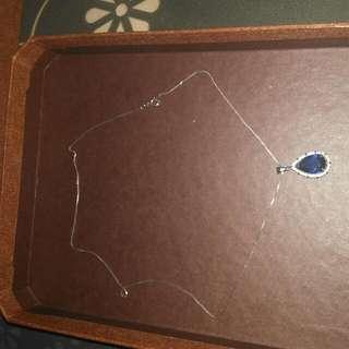 Necklace Sterling Silver Jogya