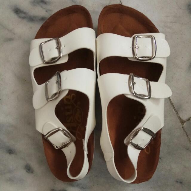 勃肯鞋 涼鞋 勃肯類似款 23.5