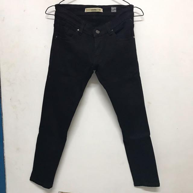 ADA black jeans