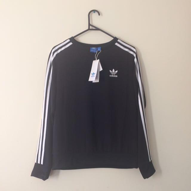 Adidas 3 Strips Top