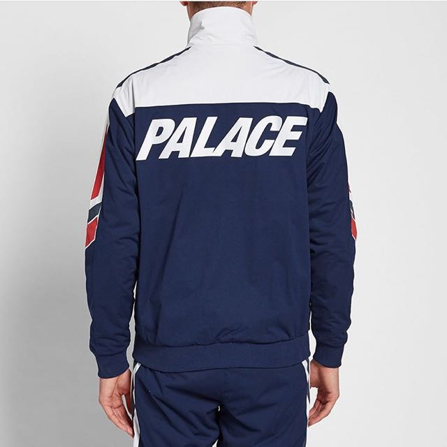 ff6c6b7e3138 Adidas x Palace Shell Track Top