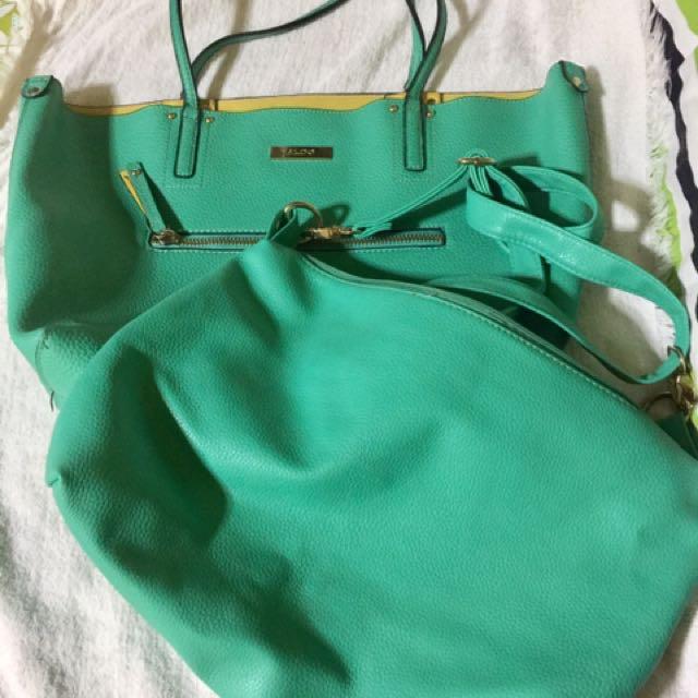 Aldo 2-way Detachable Bag