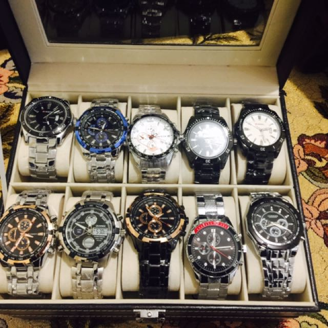 All New Men Watches
