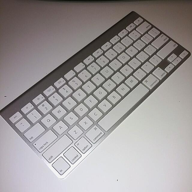 Apple Bluetooth Keyboard 正版蘋果藍牙鍵盤