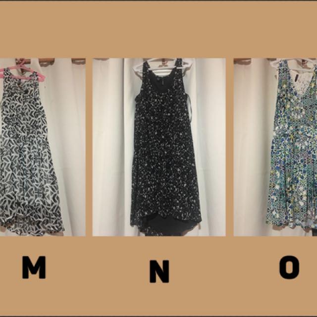 Assorted Dresses @ 250; Batch 2