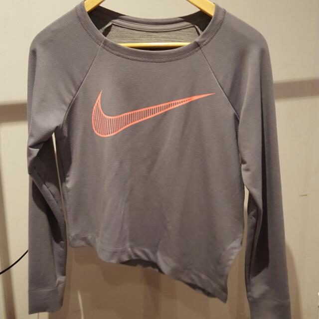 Asymmetric Nike Jumper