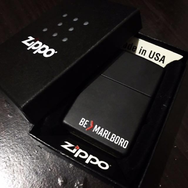 Authentic Zippo Lighter