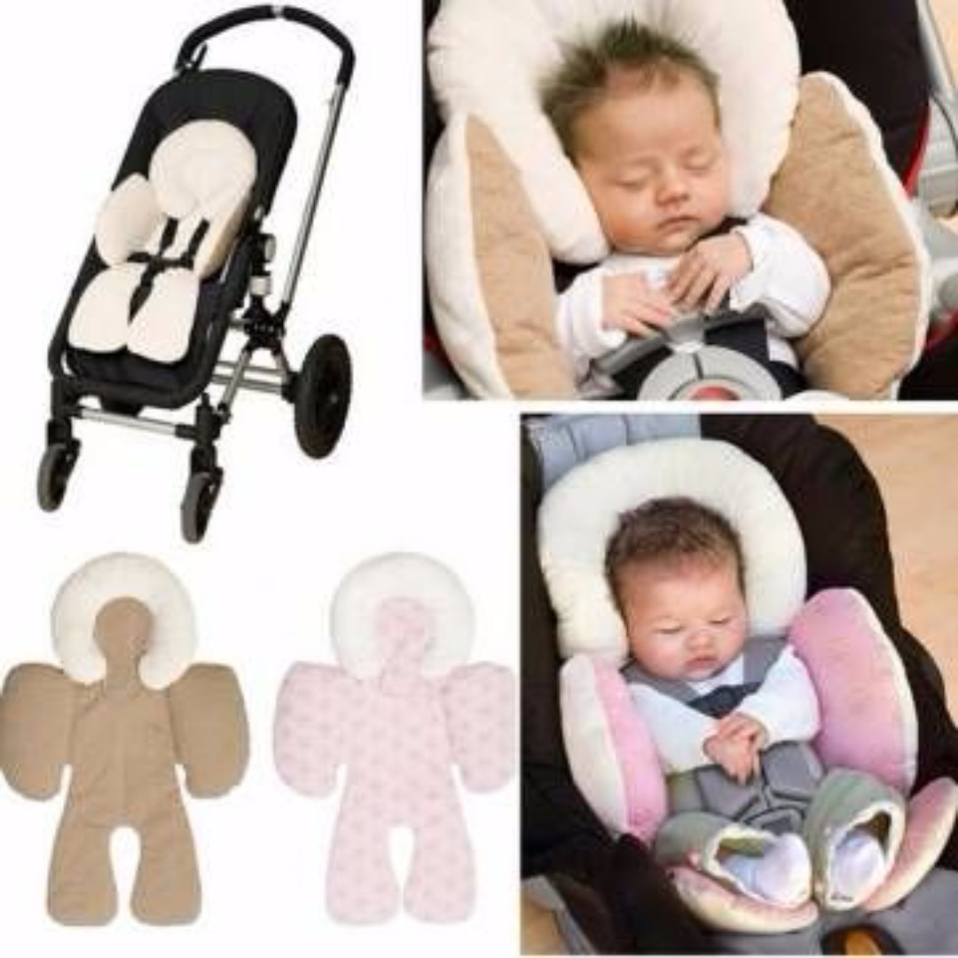 Baby Head & Body Car Seat Support Pad nd New, Babies & Kids on ...