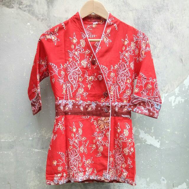 Batik shanghai size s