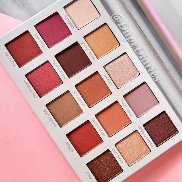 Beauty Creations eyeshadow Palette Irresistible