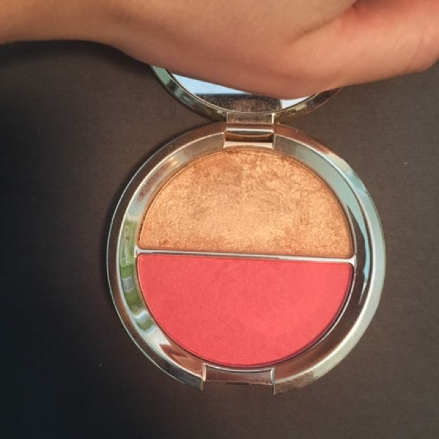BECCA blush / Highlight
