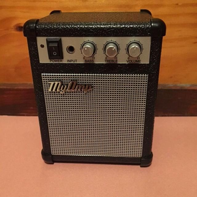 Black And White Vintage Speaker