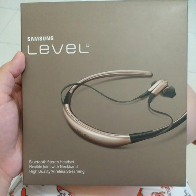 Bluetooth Headset Level U