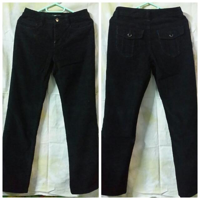 Bossini Ladies Pants (Koldoroy)