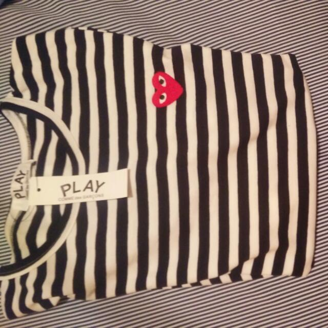 Brand New Cdg Shirt