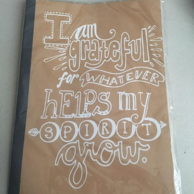 Brand New Notebook