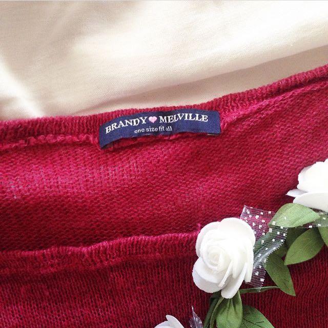 brandy melville katherine sweater