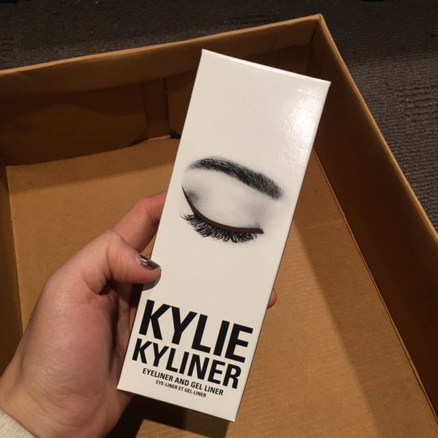 Brown Kyliner (new In Box)