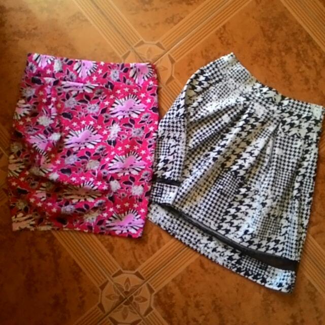 Bundle D-skirt