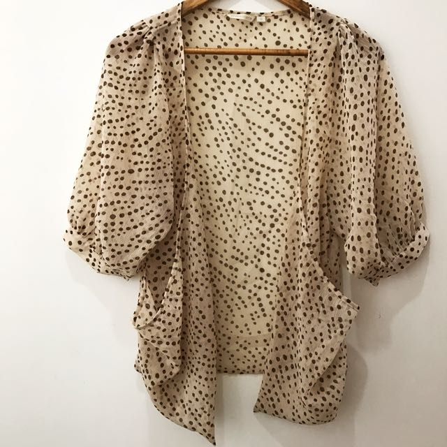 Cardigan Merk Atmosphere Size 8