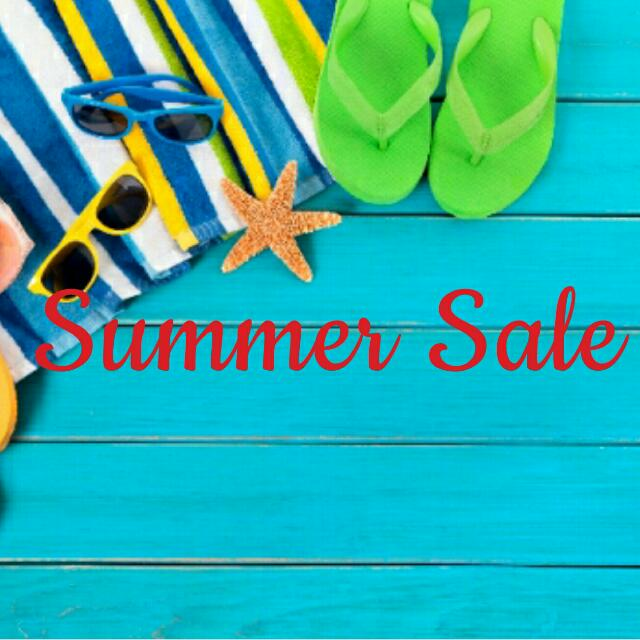 Check Our End Of SUMMER SALE!!